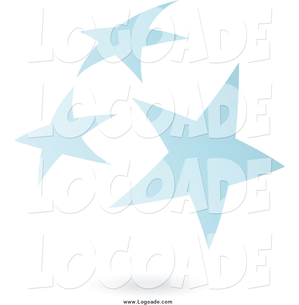 blue star clusters clip art - photo #6