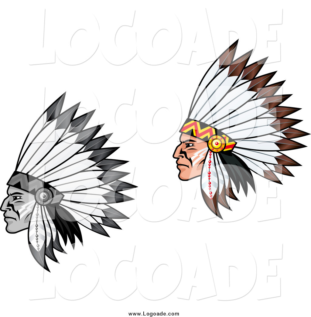 Clipart of Native Amer...
