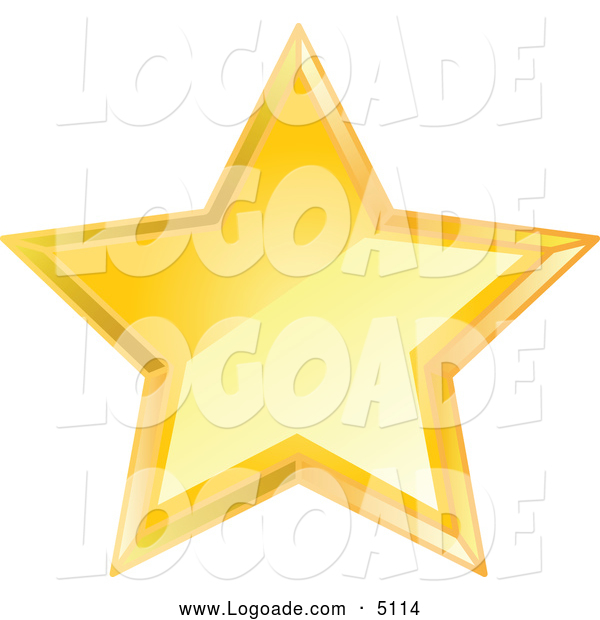Logo of a Golden Star